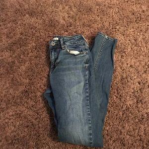 Bullhead Jeans - Bullhead denim co. High rise skinny jeans